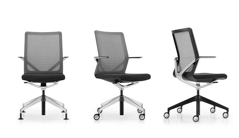 Girsberger Linq Swivel Chair