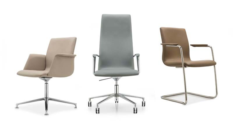 William Hands Cypher Boardroom Chair Collection