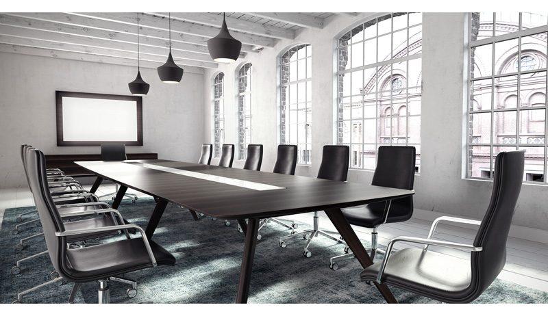 William Hands Vantage Boardroom Table